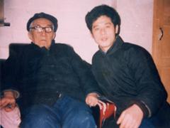 Ding Mingye with Hong Junsheng
