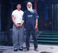 Mingye Ding with Yu Chenghui
